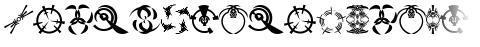 Fonts Vector Ancient Symbol