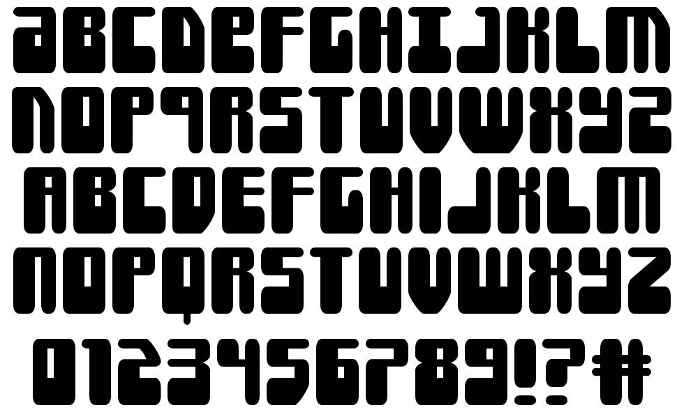 Force Majeure font