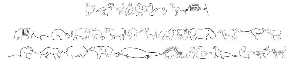 Founa BC font