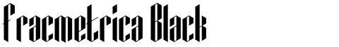 Fracmetrica Black