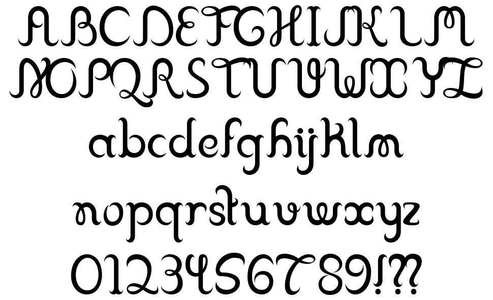 Franklin Cascaes font
