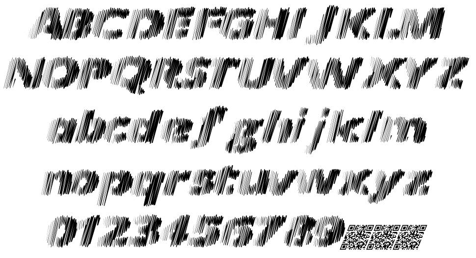 Frequency font