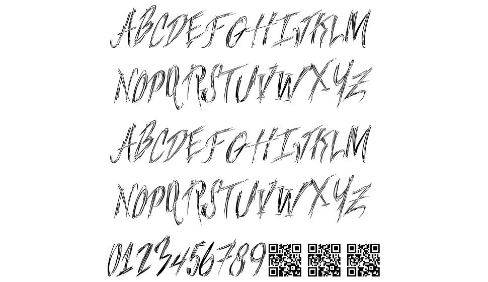 Fresh Steaks font