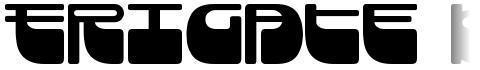 Frigate Katakana