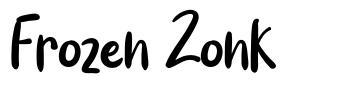 Frozen Zonk