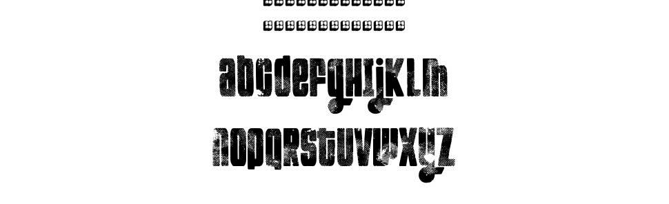 FT Kolari шрифт