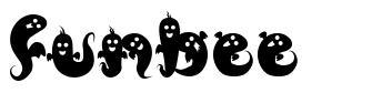 Funboo font