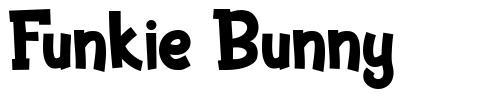 Funkie Bunny шрифт