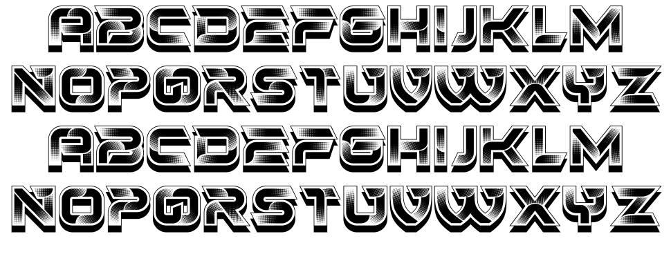 Fusto 字形
