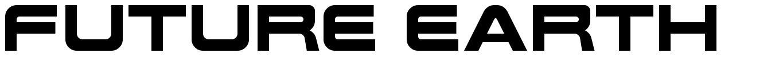 Future Earth font