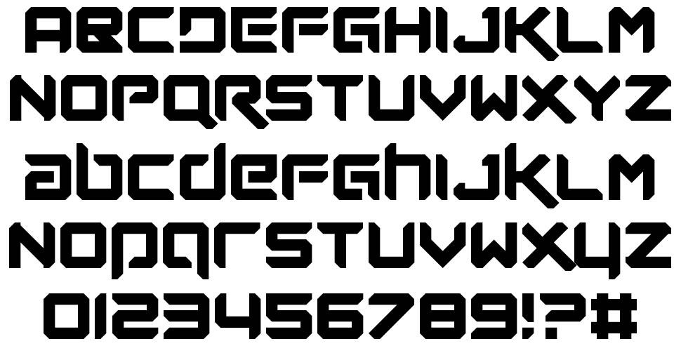 Future Now font