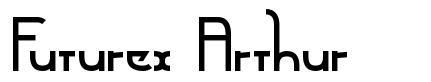 Futurex Arthur font