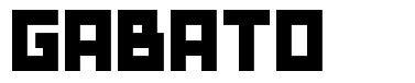 Gabato font