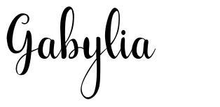 Gabylia
