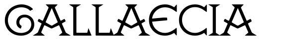 Gallaecia font