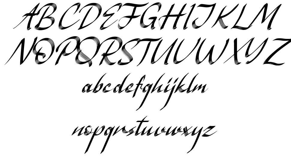 Galligra font