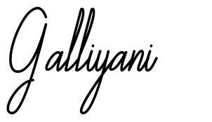 Galliyani