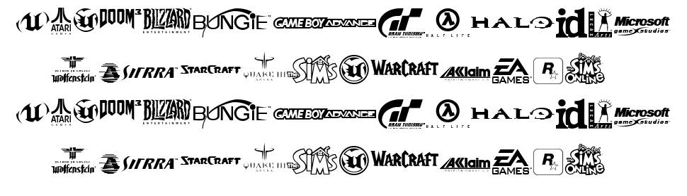 Game Logos police