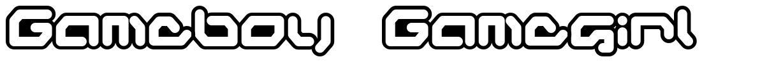 Gameboy Gamegirl