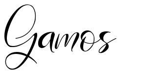 Gamos