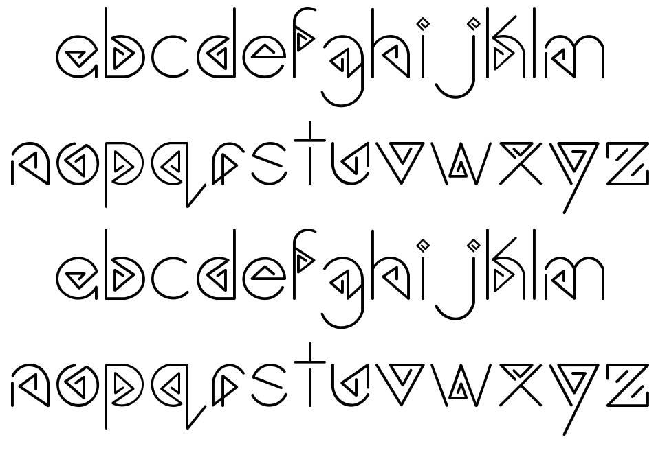 Gardyn font