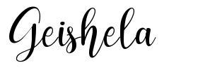 Geishela
