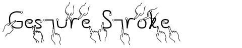 Gesture Stroke