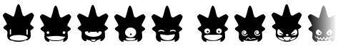 Ghost & Punk Smileys