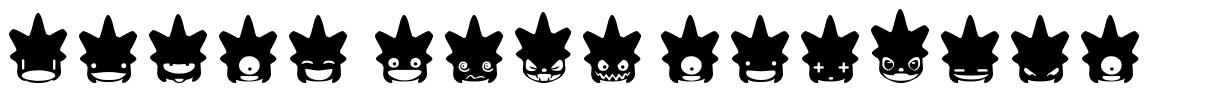 Ghost & Punk Smileys fuente
