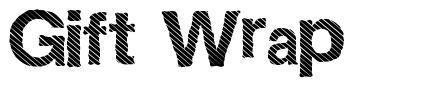 Gift Wrap font