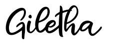 Giletha