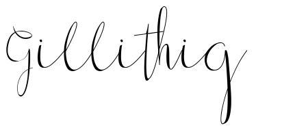 Gillithig