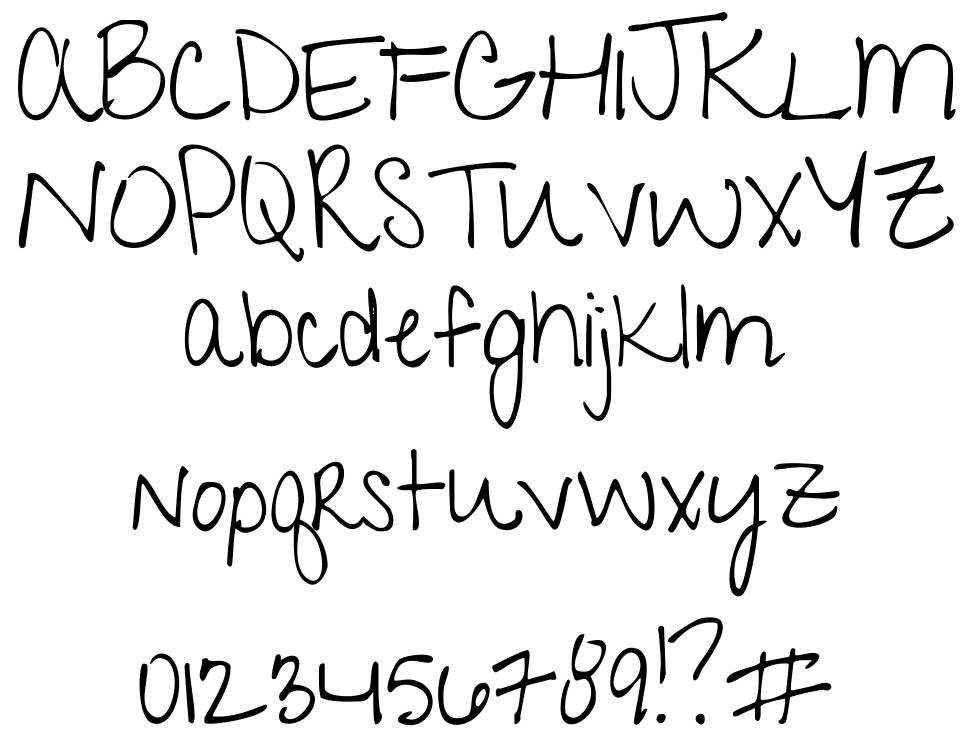 Give You Glory font