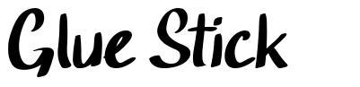 Glue Stick font