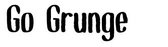 Go Grunge