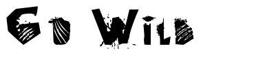 Go Wild font