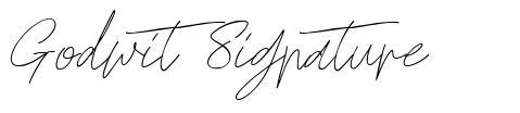 Godwit Signature