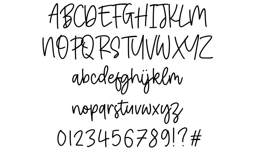 Goldie Dreambox font