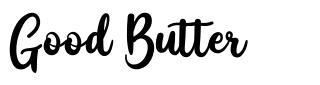 Good Butter