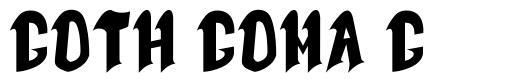 Goth Goma G