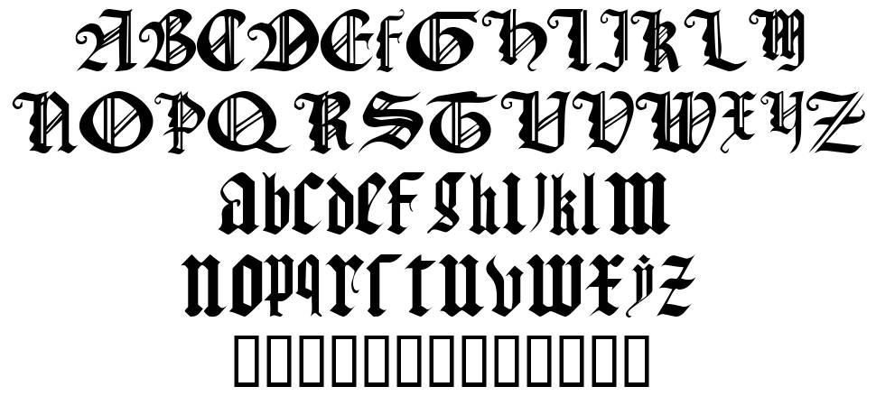 template gothic font free fonts similar to template gothic cafeutorrent