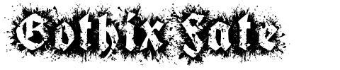Gothix Fate