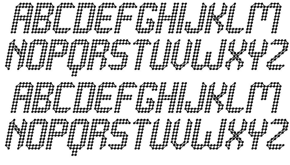 Grafeno St font