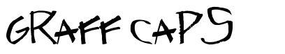 Graff Caps font