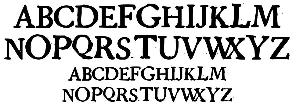 Grandjean PW font