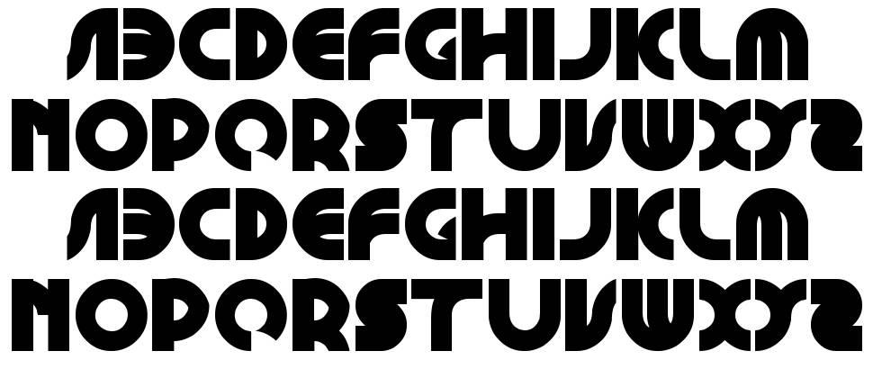 Graphic Design font