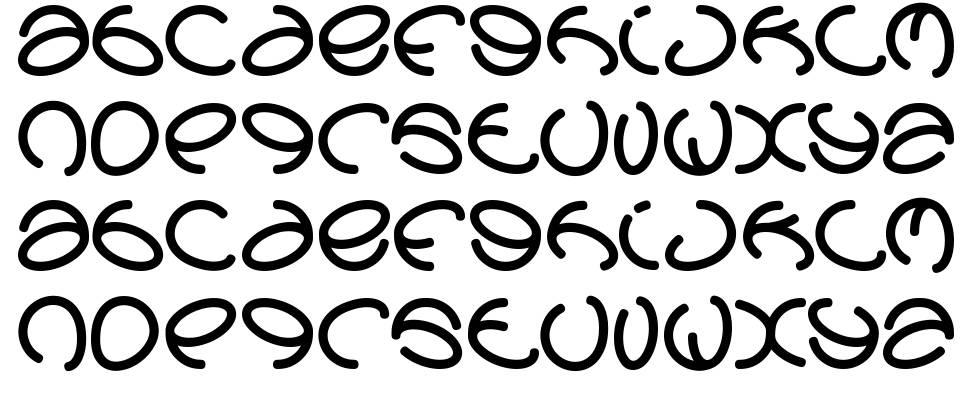 Graphic Dream font