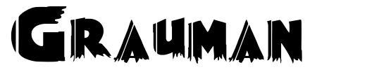Grauman 字形