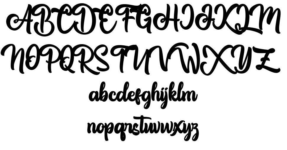 Great Himalaya font