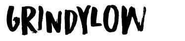 Grindylow font
